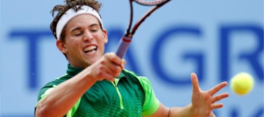 ATP 250 Kitzbuhel : Finale Thiem – Goffin