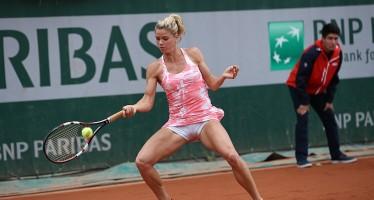 WTA NEW HAVEN : Camila Giorgi nei quarti travolta Caroline Wozniacki