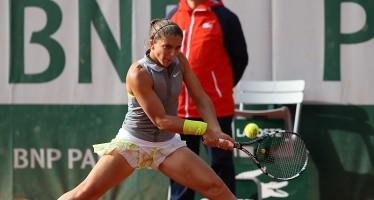 WTA Montreal : Sara Errani al II turno, fuori Vinci e Giorgi.