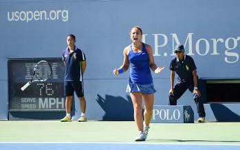 US OPEN : Grande Errani, superata Venus Williams