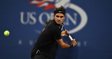 US OPEN : Roger Federer vittoria tranquilla, i risultati