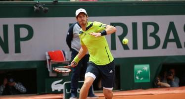 ATP 250 VIENNA : Finale Murray-Ferrer