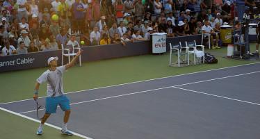 US OPEN : Andreas Seppi fermato da Kyrgios