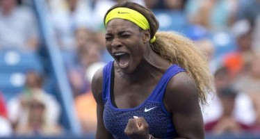 WTA Cincinnati : Trionfa Serena Williams 64 61 alla Ivanovic