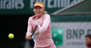WTA MONTREAL : Sharapova avanti in tre set, i risultati