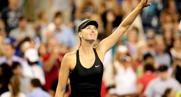 WTA PECHINO : Maria Sharapova titolo e secondo posto in classifica