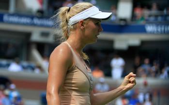 US OPEN : Caroline Wozniacki elimina Maria Sharapova e sfida nei quarti la Errani