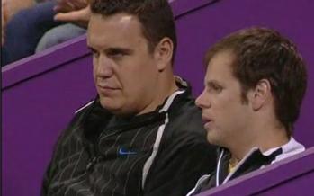 Dimitrov assume il fisioterapista di Federer