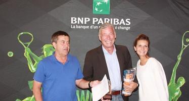 Roland Garros Torneo de la Presse : FormulaTennis vince nei veterani