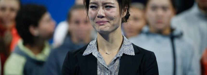 Il mondo del tennis omaggia Na Li