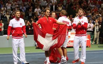 FINALE COPPA DAVIS : Trionfa la Svizzera, prima insalatiera per Roger Federer