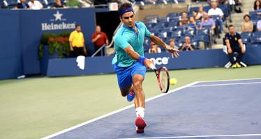 US OPEN : Federer cede un set, ma poi spazza via Granollers, Simon elimina Ferrer