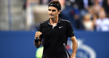 US OPEN : Roger Federer annulla 2 match-points e supera al 5° Gael Monfils