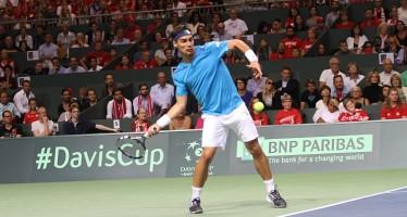 ATP 500 VALENCIA : Fognini partenza ok