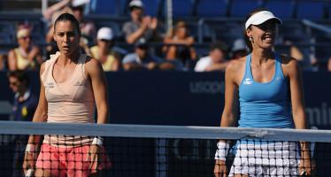 US OPEN : Flavia Pennetta in finale nel doppio