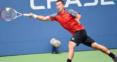 ATP 250 METZ : Lorenzi cede a Kohlschreiber 63 75