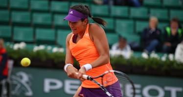 WTA TOKYO : Muguruza nei quarti