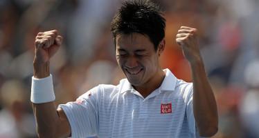 US OPEN : Kei Nishikori fa la storia, primo giapponese in finale in uno Slam