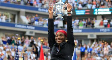 Serena tra le grandi : eguagliato il record di Slam di Chris Evert e Martina Navratilova