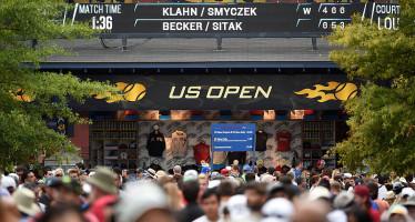 US OPEN : Il programma di giovedi settembre, in campo Roger Federer