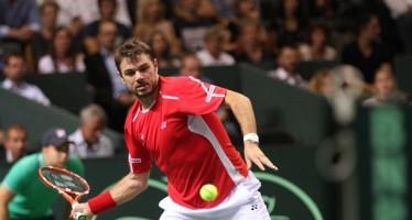 ATP 500 Tokyo : Stan Wawrinka testa di serie n°1
