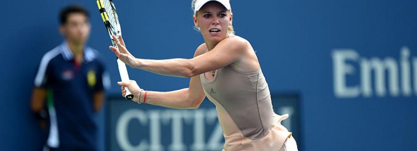 WTA MIAMI : Fuori Karin Knapp,avanti Wozniacki e Radwanska