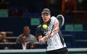 ATP 500 Dubai : Simone Bolelli cede a Berdych, per il ceco vittoria n.500