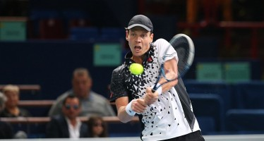 INDIAN WELLS : Berdych supera Johnson, avanti anche SImon