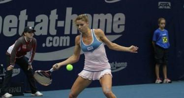 WTA MOSCA : Camila Giorgi passa il turno, ora derby contro la Pennetta