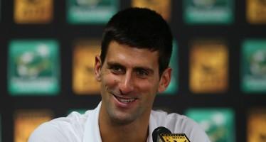 "BNP PARISBAS MASTER : Novak Djokovic ""Il mio obbiettivo è finire il 2014 al n°1"""