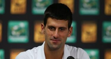 """BNP PARIBAS MASTERS : Novak Djokovic """" Ho mandato un messaggio a mio figlio, Che lo amo e che gioco per lui"""""""