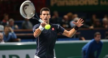 BNP PARIBAS MASTERS : Novak Djokovic domina Kohlschreiber
