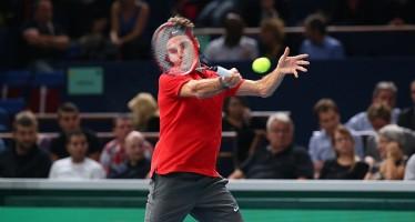 ATP FINALS LONDRA : Primo incontro Nishikori-Murray,poi Federer-Raonic i gironi.