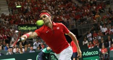 ATP 500 BASILEA : Federer tre set per superare Istomin