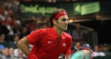 MASTERS 1000 SHANGHAI : Roger Federer doma Djokovic 64 64