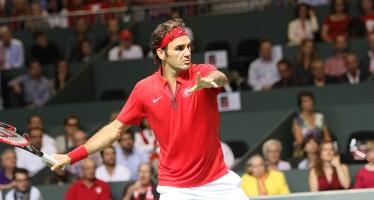 ATP 500 BASILEA : Roger Federer finale n°11, contro di lui Goffin.