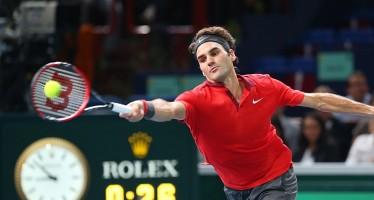 ATP FINALS LONDRA : Roger Federer facile contro Nishikori