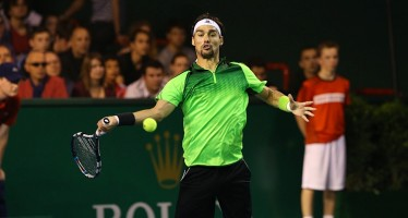 ATP SAN PAOLO : Avanti Fognini, Luca Vanni ai quarti di finale