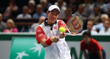 ATP FINALS LONDRA : Kei Nishikori supera Andy Murray