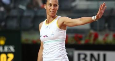 INDIAN WELLS : Impresa Pennetta eliminata Maria Sharapova