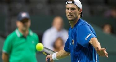 ATP 250 DOHA : Andreas Seppi ai quarti, Karlovic elimina Djokovic