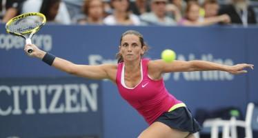 WTA LUSSEMBURGO : Fuori Roberta Vinci