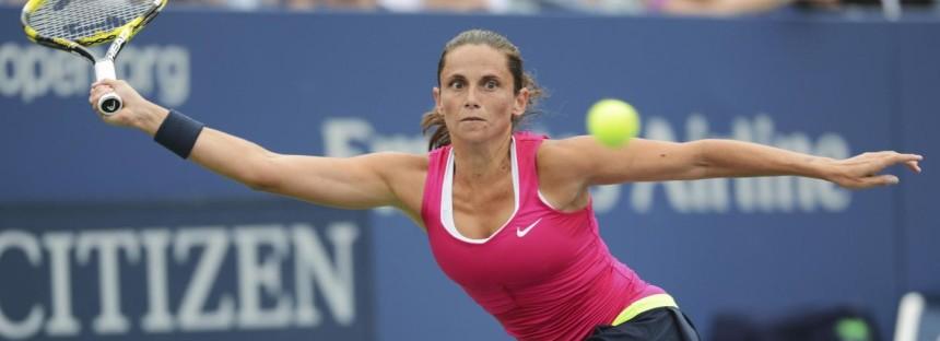 WTA MIAMI : Roberta Vinci cede in due set contra la tedesca Maria.