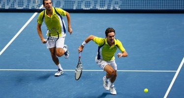 ATP FINALS LONDRA : Benneteau e Vasselin in semifinale