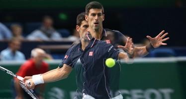 BNP PARIBAS MASTERS :Novak Djokovic stende Kei Nishiskori 62 63
