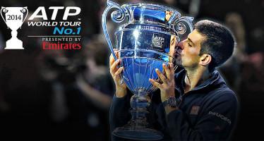 """ATP FINALS LONDRA : Novak Djokovic """"Questo è stato il mio anno migliore"""""""