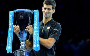 ATP FINALS LONDRA : Novak Djokovic quattro volte maestro.