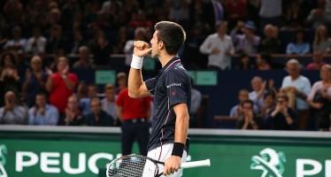 BNP PARIBAS MASTER : Novak DJokovic la mano del maestro. Dominato Raonic 62 63