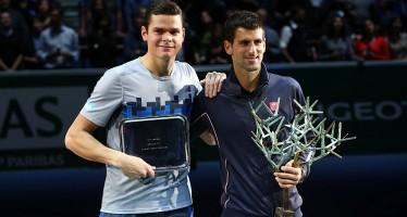 BNP PARISBAS MASTER : Djokovic una lezione di tennis