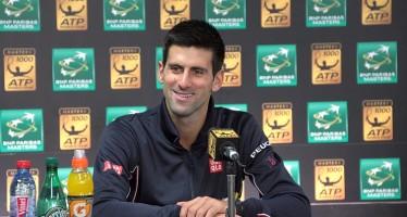 BNP PARIBAS MASTERS Novak Djokovic : Ho giocato il mio tennis migliore nel match più importante